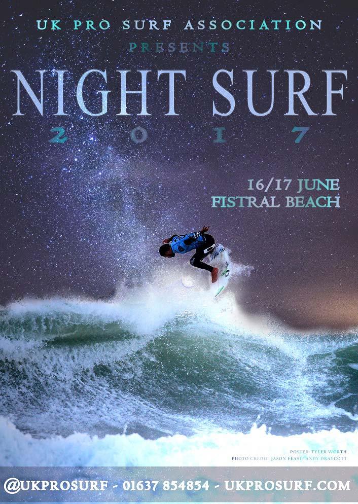 Night Surf 2017