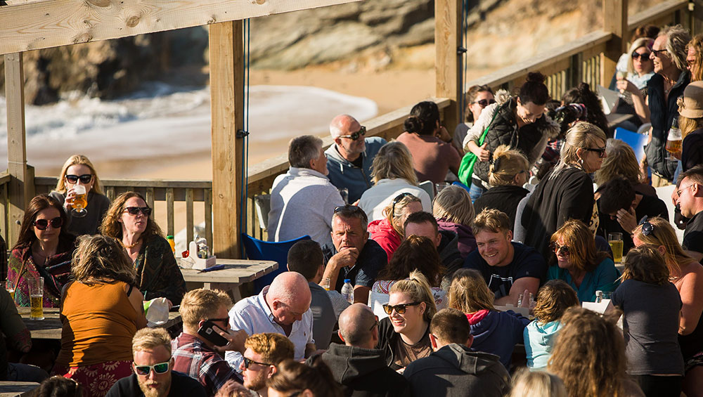 Fistral Beach Bar And Kitchen
