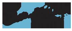 Fistral Beach Newquay Cornwall Logo