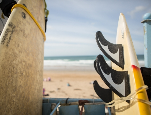 Top 4 Ways to Look After Your Surfboard