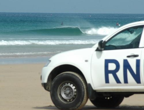 RNLI Beach Lifeguards
