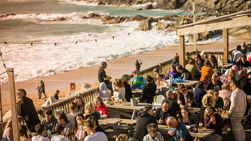 The Fistral Beach Bar