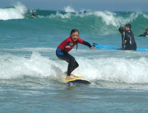 5 Reasons To Learn To Surf With Fistral Beach Surf School
