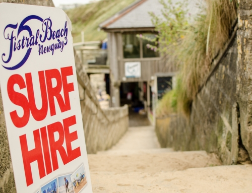 South Fistral Hire Centre Now Open