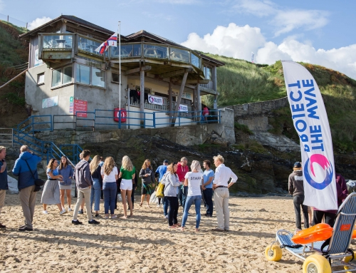 Surf Charity The Wave Project Opens New Facility At South Fistral