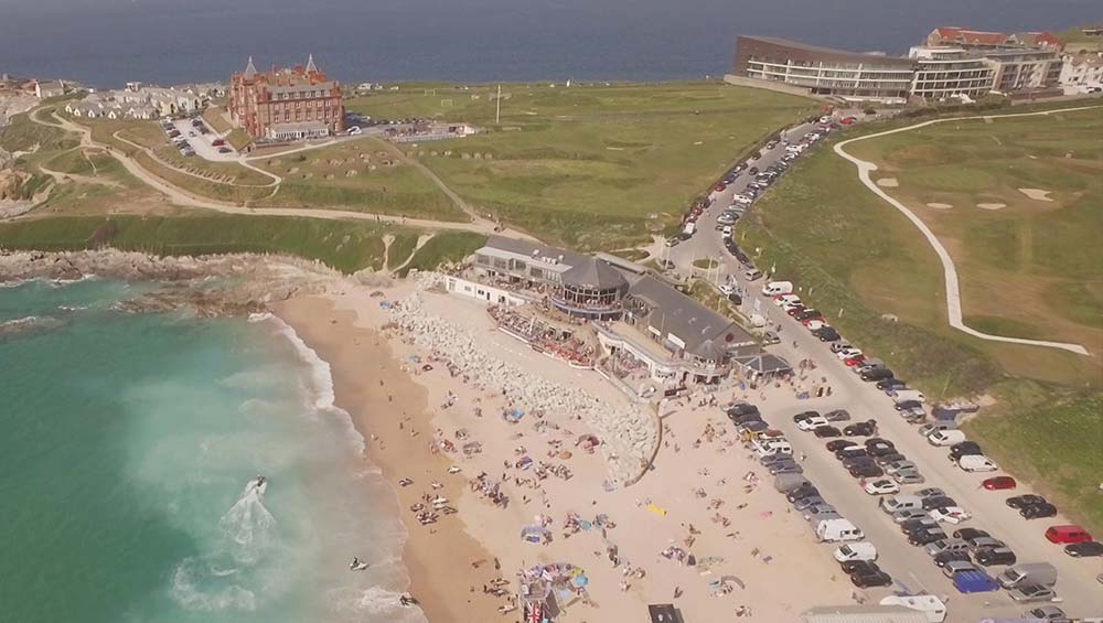 The Fistral Beach Complex