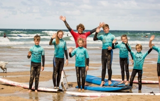 Fistral Beach Surf School