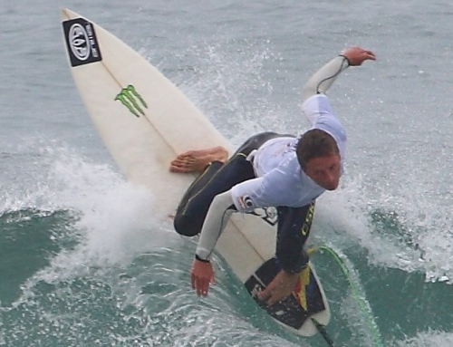Fistral Beach sponsors £5,000 in prize money on the UK Pro Surf Tour