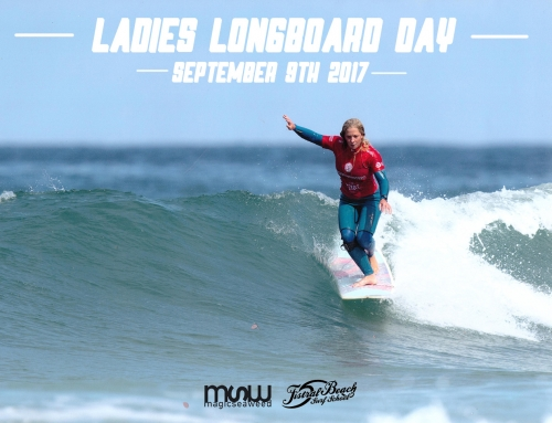 Magicseaweed Confirmed As Supporter For Ladies Longboard Day