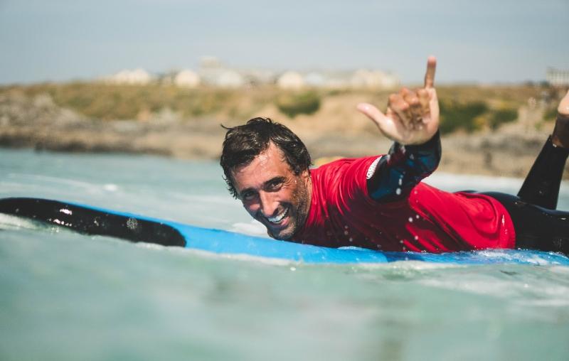Adaptive Surf England