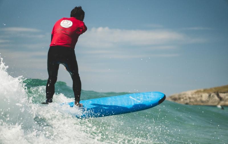 English Adaptive Surfing 2018
